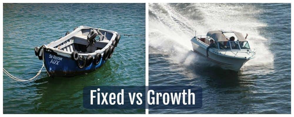 fixed mindset vs growth mindset mindsetism