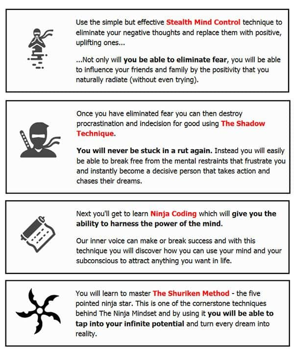 The ninja mindset review 2017 real members conclusion methods1 the ninja mindset method fandeluxe Choice Image