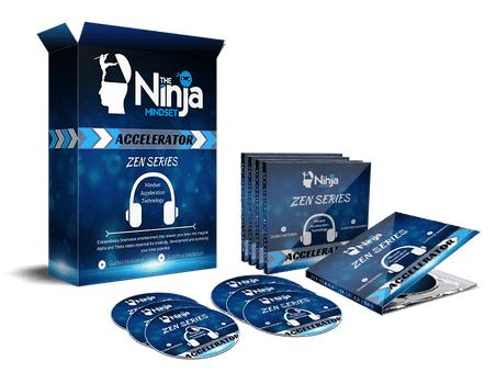 the ninja mindset accelerator zen series