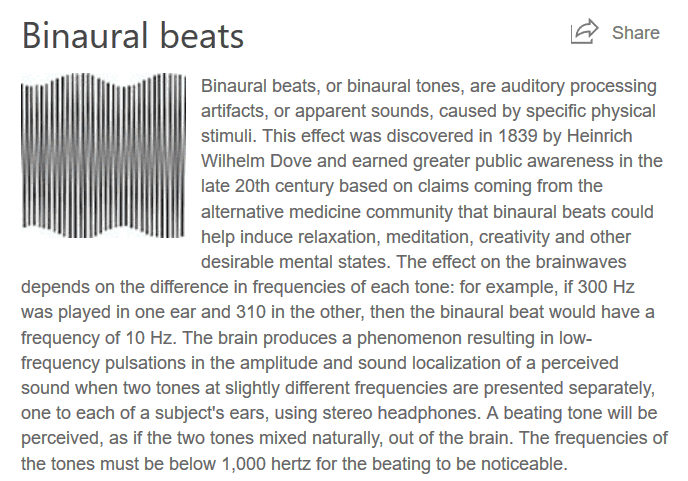 Binaural Beats and Manifestation Meditation