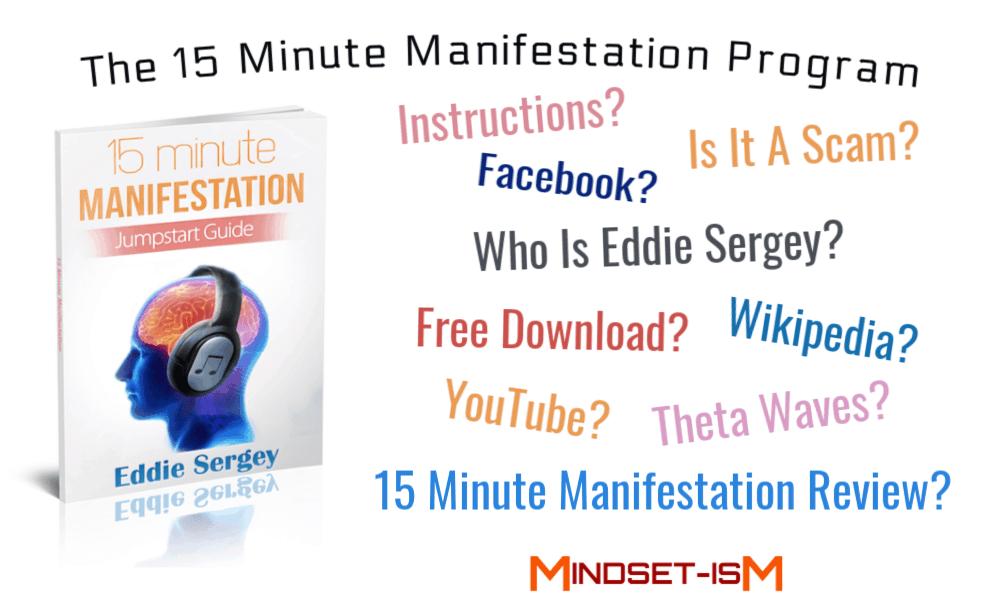 15 Minute Manifestation Legit or quit review